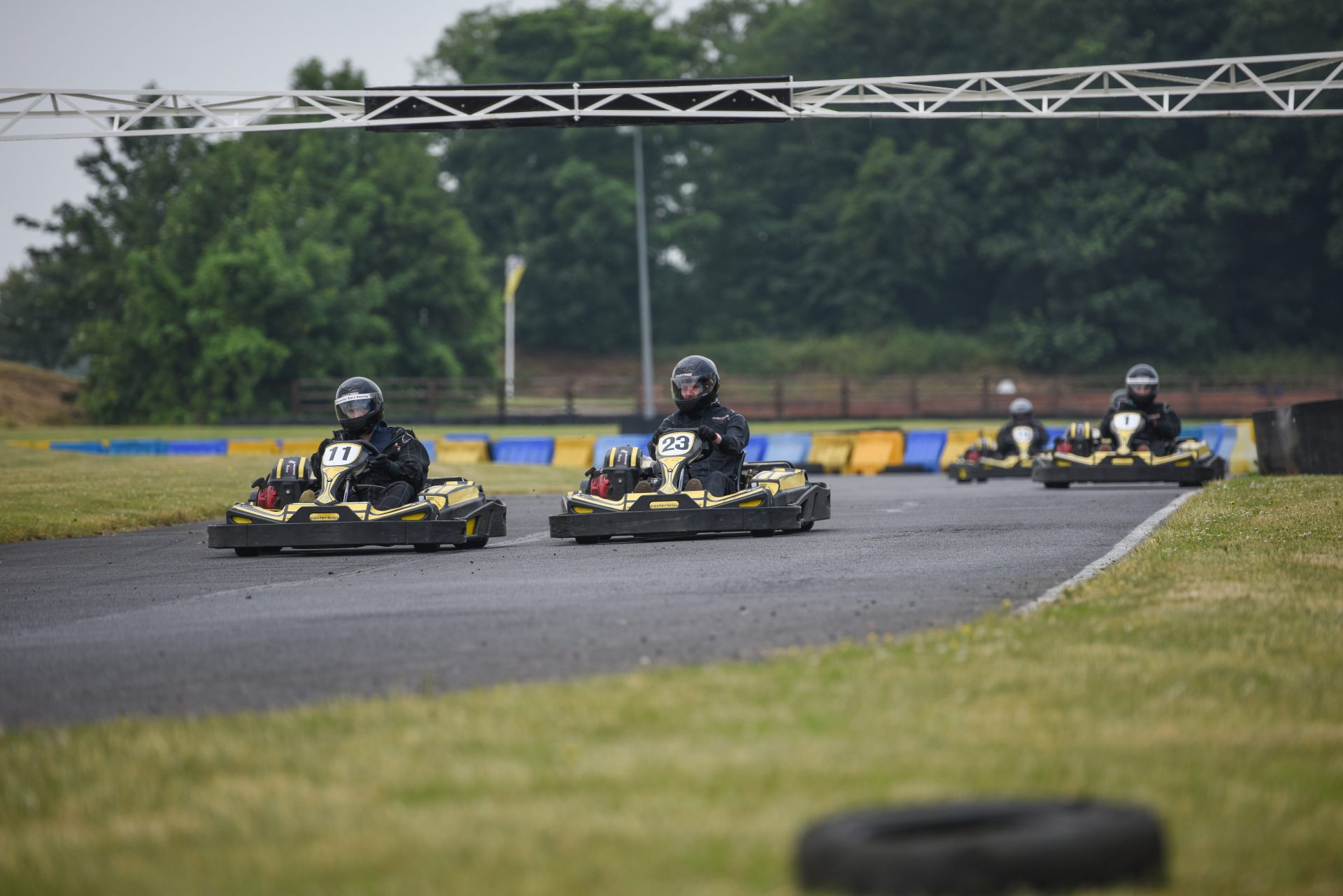 Circuito Karting : Ancaster leisure karting paintball airsoft more grantham